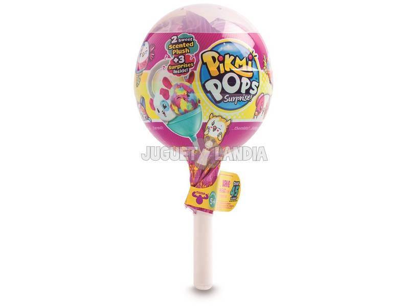 Pikmi pops surpresa com 2 brinquedos de pelúcia Giochi Preziosi PKM02000