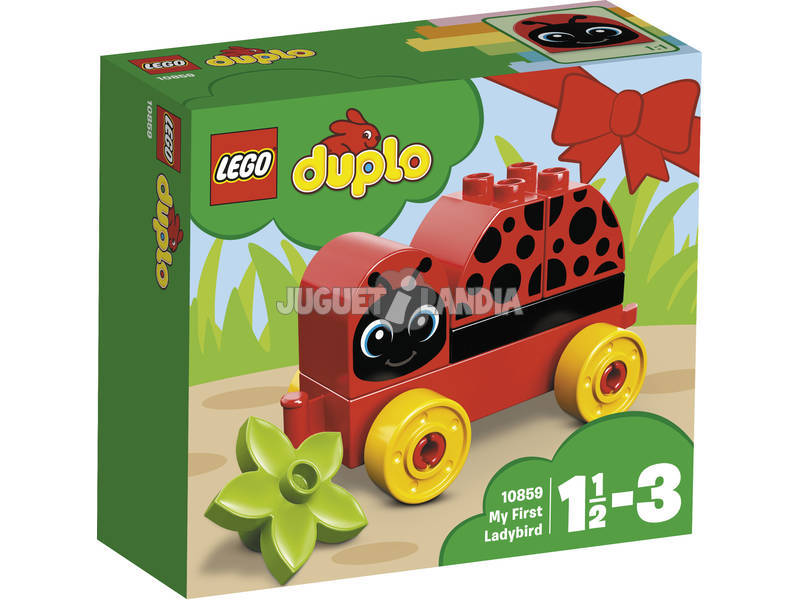 Lego Duplo My First Ladybug 10859