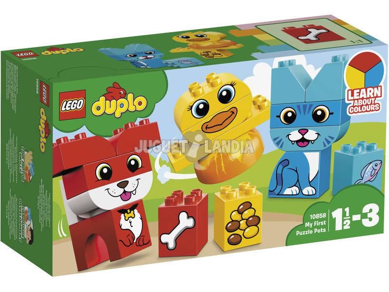 Lego Il mio Primo Puzzle degli animali 10858