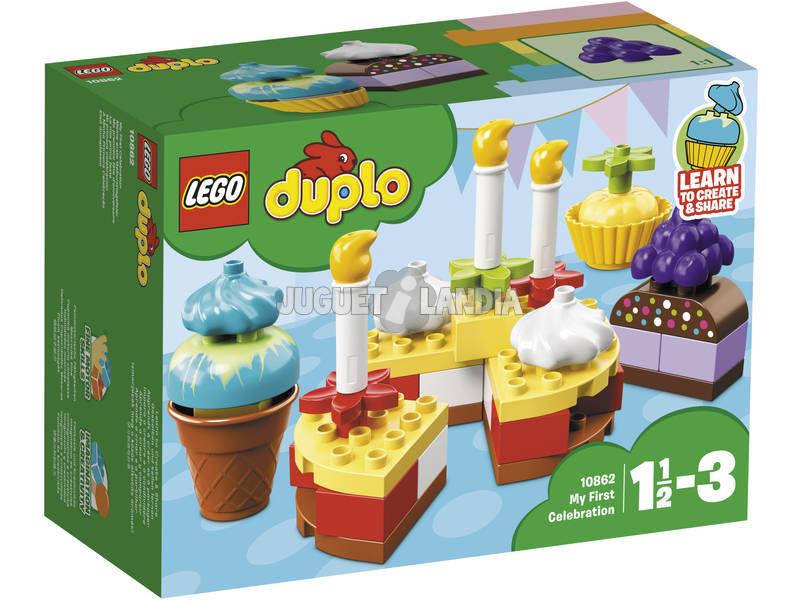 Lego Duplo Mi Primera Celebración 10862
