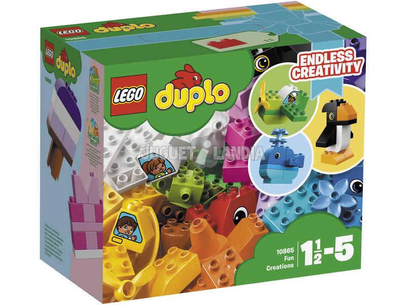 Lego Duplo Creazioni Divertenti 10865