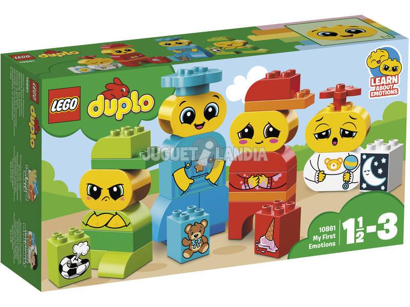 Lego Duplo Minhas Primeiras Emoções 10861
