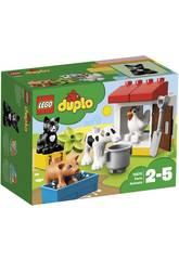 Lego Duplo Animaux de la Ferme 10870