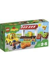Lego Duplo IL Mercatino Biologico 10867