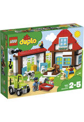 Lego Duplo Aventures à la Ferme 10869