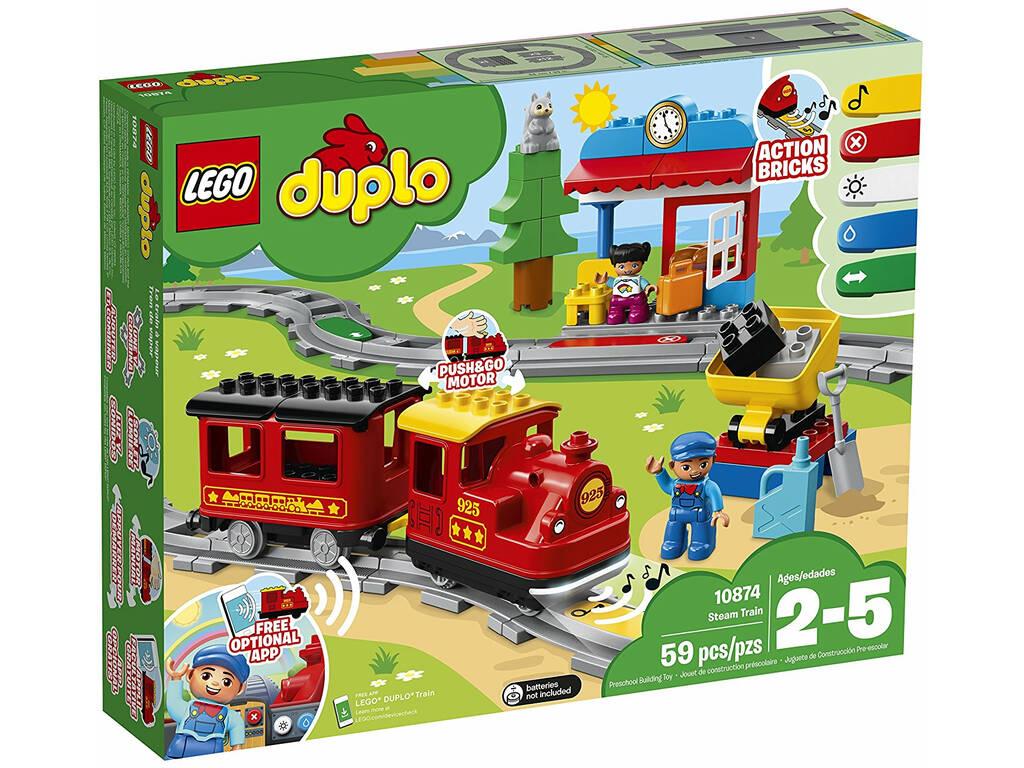 Lego Duplo Tren de Vapor 10874