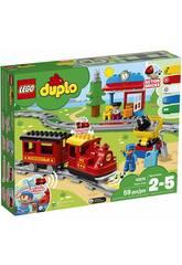 imagen Lego Duplo Tren de Vapor 10874