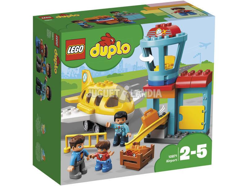 Lego Duplo Aeropuerto 10871