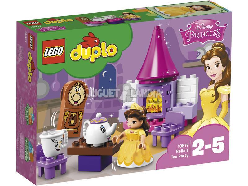 Lego Fiesta de Té de Bella 10877
