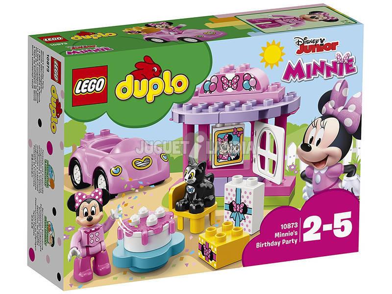 Lego Festa de aniversário de Minnie 10873