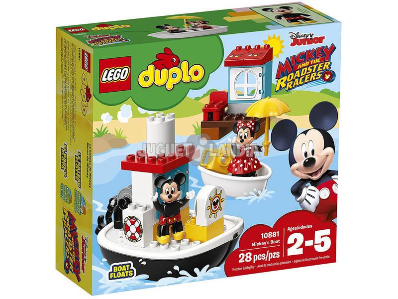 Lego Barco de Mickey 10881