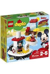 imagen Lego Barco de Mickey 10881