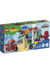 Lego Duplo Spiderman y Hulk Adventures 10876