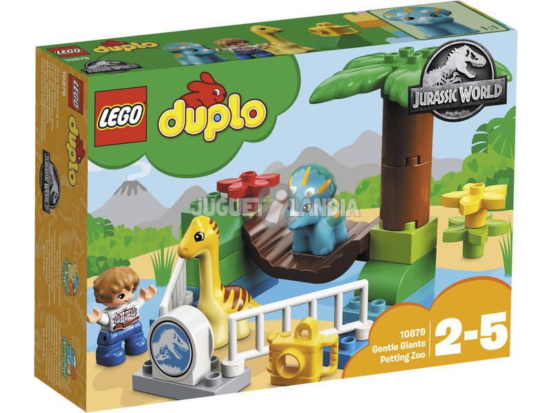 Lego Duplo Lo Zoo dei giganti gentili 10879