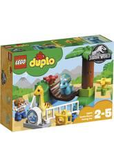 Lego Duplo Jurasic World Minizoo Dinosaurios 10879