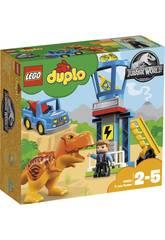 imagen Lego Duplo Torre Del T-Rex 10880