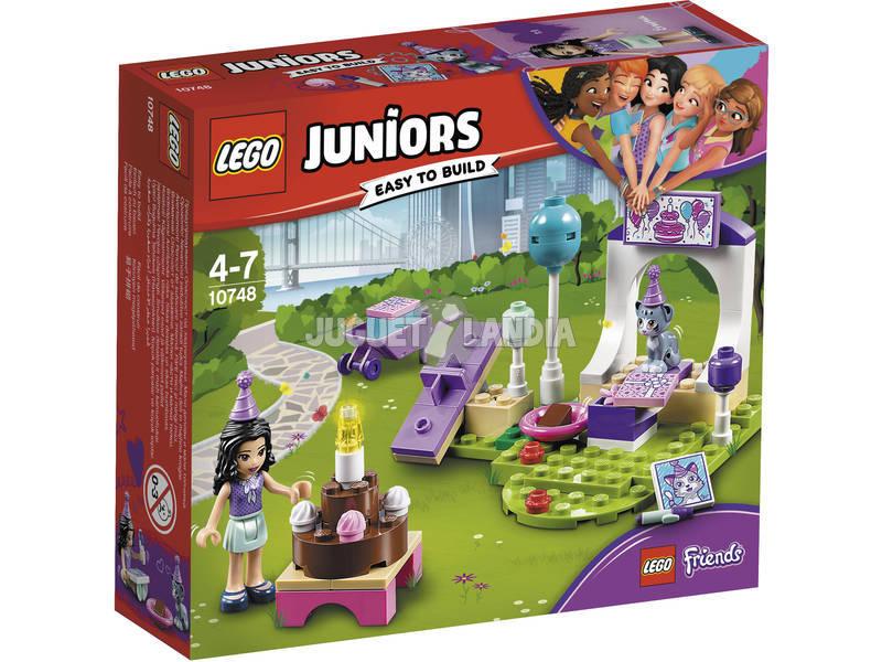 Lego Juniors Emma Pet Party 10748