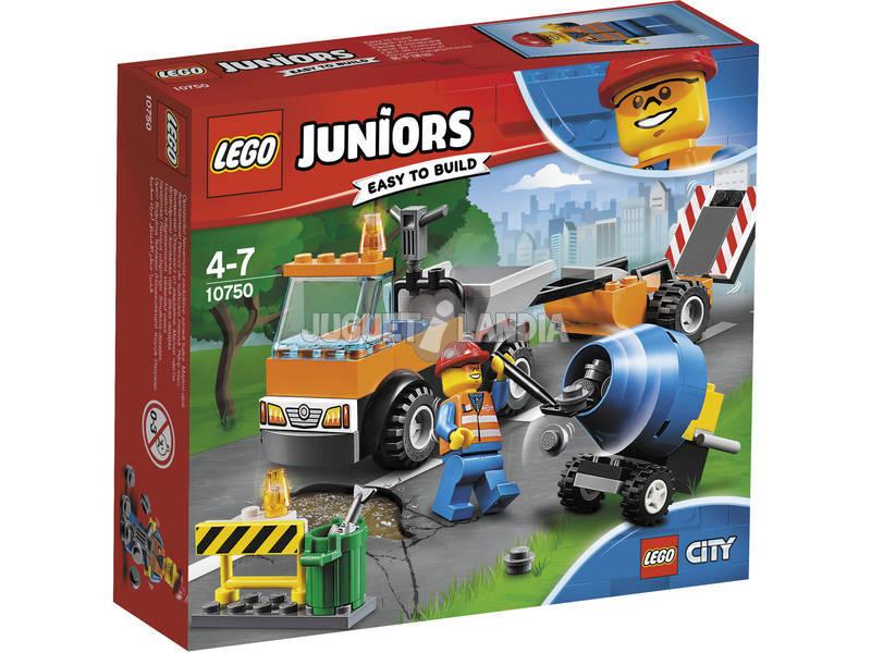 Camiões Lego Juniors Road 10750