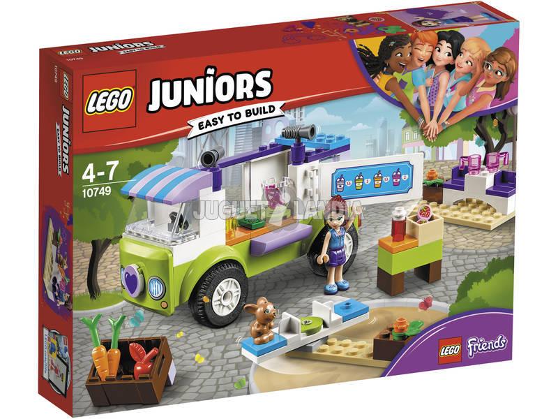 Lego Juniors Mercadillo Orgánico de Mía 10749