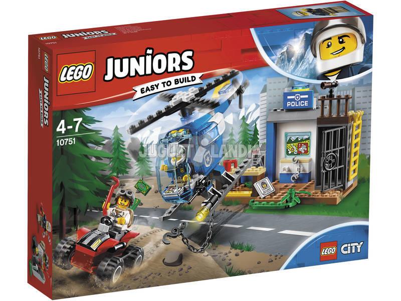 Lego Juniors Perseguição Policial na Montanha 10751