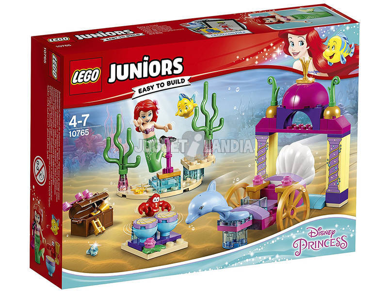Lego Junior Concierto Submarino de Ariel 10765