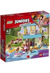 Lego Juniors Maison du Lac de Stéphanie 10763