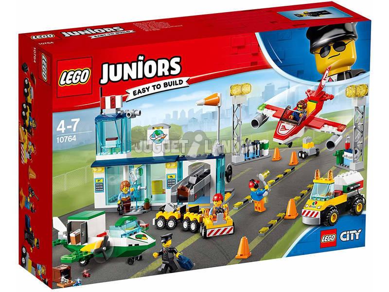 Lego Juniors Gran Aeropuerto de la Ciudad 10764
