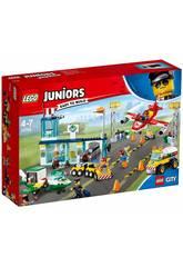 Lego Juniors Grosser Flughafen der Stadt 10764