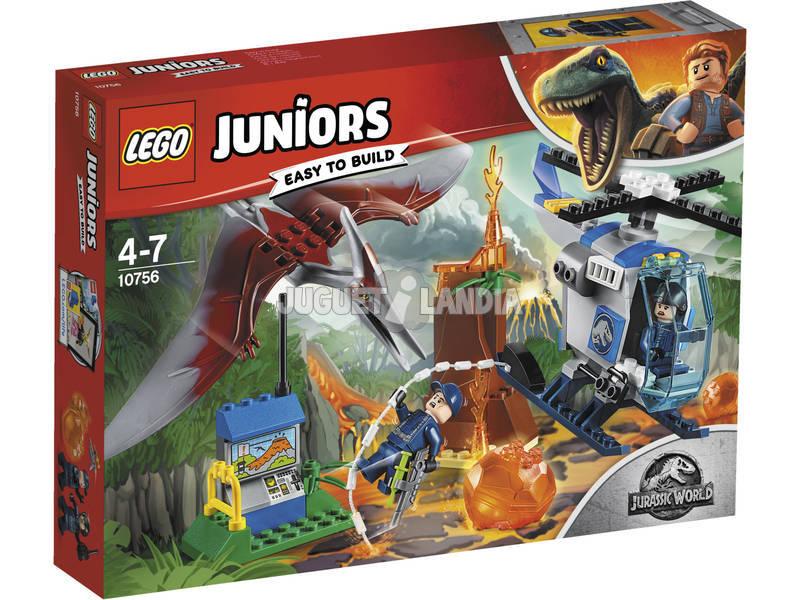 Lego Juniors Escape from Pteranodon 10756