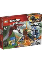 Lego Juniors Fuga dallo Pteranodonte 10756