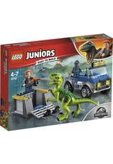 imagen Lego Juniors Camión de Rescate del Raptor 10757