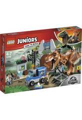 imagen Lego Juniors Fuga del T-Rex 10758