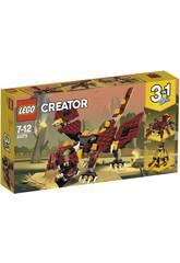 imagen Lego Creator Criaturas Míticas 31073