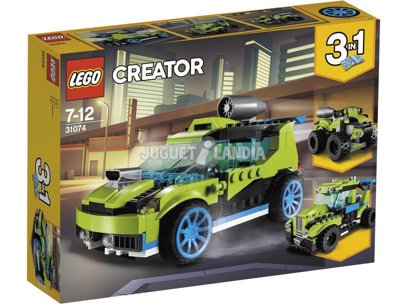 acheter lego creator voiture de rallye r action 31074 juguetilandia. Black Bedroom Furniture Sets. Home Design Ideas