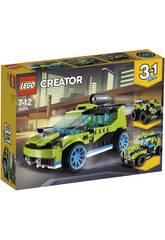 imagen Lego Creator Coche de Rally a Reacción 31074