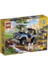 Lego Creator Aventures Lointaines 31075