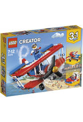 Lego Creator Audace Avion Acrobatique 31076