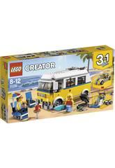 Lego Creator Furgoneta de Playa 31079