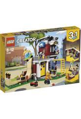 Lego Criador Modular Patinação Park 31081