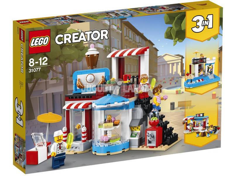 Lego Creator Pastelaria Modular 31077