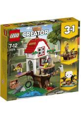imagen Lego Creator Tesoros de la Casa del Árbol 31078