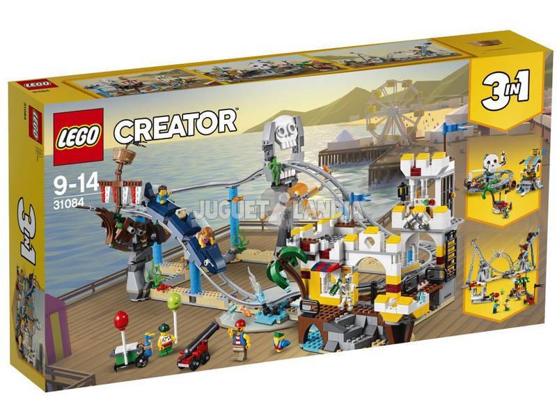 Lego Creator Montanha Russa Pirata 31084