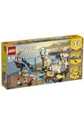 Lego Creator Montagne Russe Pirate 31084