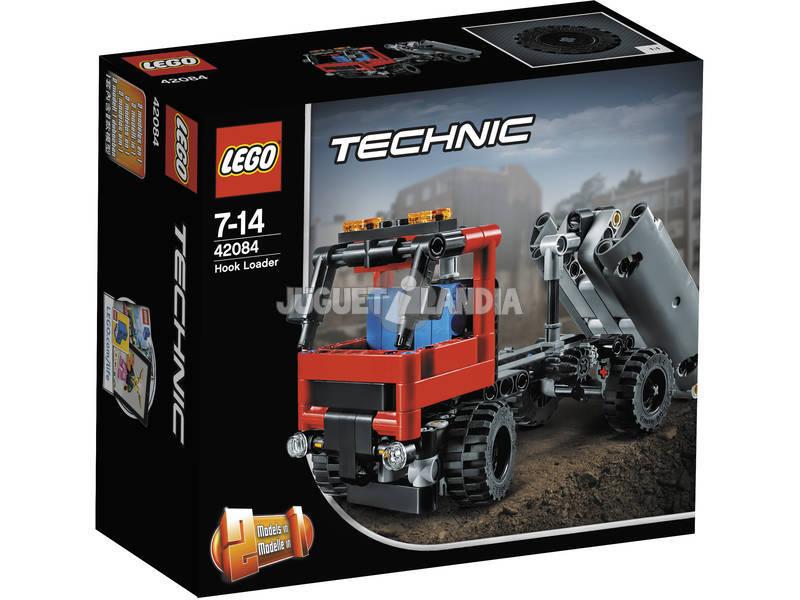 Lego Technic Camión Portacontenedores 42084