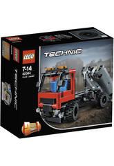imagen Lego Technic Camión Portacontenedores 42084