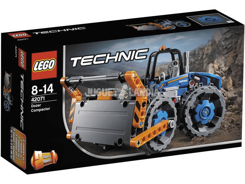Lego Technic Bulldozer Compactador 42071