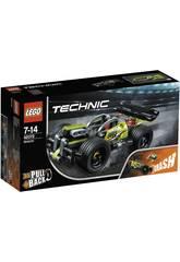 imagen Lego Technic ¡Golpea! 42072