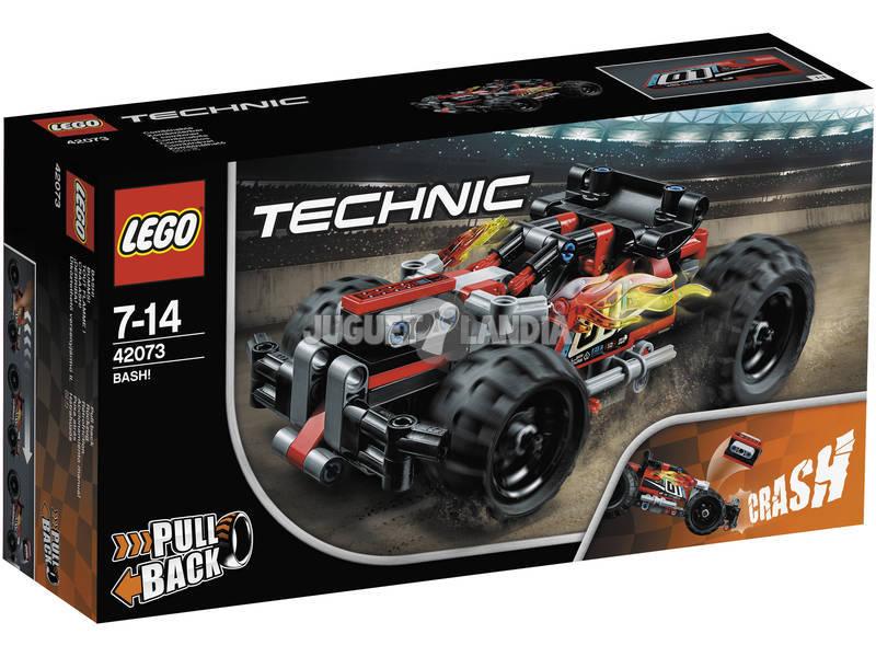 Lego Technic ¡Derriba! 42073