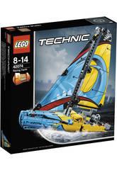 Lego Technic Barco de Competición 42074