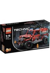 imagen Lego Technic Equipo de Primera Respuesta 42075